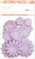 Paper Flowers Mixed Pack - Lavender