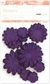 Paper Flowers Mixed Pack - Violet