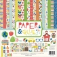 "Paper & Glue Collection Kit 12""x12"""