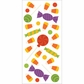 Paper House Puffy Stickers - Halloween Candy
