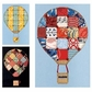 Paper Quilt Pattern - Balloon