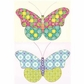 Paper Quilt Pattern - Butterfly Wings