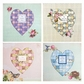 Paper Quilt Pattern - Celebration Heart
