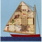 Paper Quilt Pattern - Sail Away