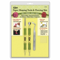 Paper Shaping Tools & Piercing Mat