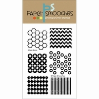 Paper Smooches Clear Stamps