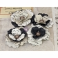 "Parola Mulberry Paper Flowers 2"" to 3"" - 71184"
