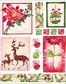 Penny Black Christmas Stickers - Christmas Everywhere
