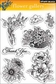 Penny Black Clear Stamps - Flower Gallery
