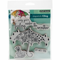 Penny Black Cling Stamps