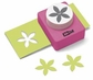Perfect Petals Stacking Lever Punch - Star Flower Punch 1-5/8""