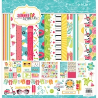"Photo Play Summer Daydreams Collection Pack 12""x12"""