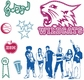 Plaid Clear Stamps in Case - High School Musical/Wildcats