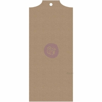 "Prima Marketing Chipboard Tags 3.7""x8.7"""