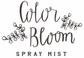 Prima Marketing Color Bloom Sprays