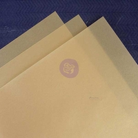 "Prima Marketing Vellum 8.5""x11"" - Gold"