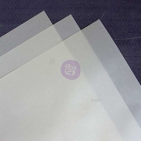 "Prima Marketing Vellum 8.5""x11"" - Silver"