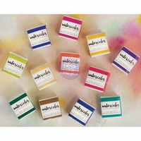 Prima Watercolor Confections Watercolor Pans - Tropicals