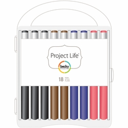 Project Life Journaling Pen Set - Click to enlarge