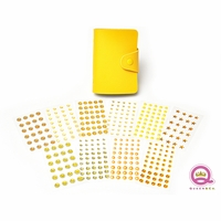 Queen & Company Bling Book - Yellow