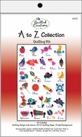 Quilling Kit - A to Z Collection