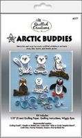 Quilling Kit - Arctic Buddies