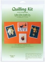 Quilling Kit - Fall Card