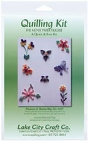 Quilling Kit - Flower/Butterfly