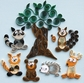 Quilling Kit - Forest Buddies