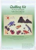 Quilling Kit - Prehistoric Times