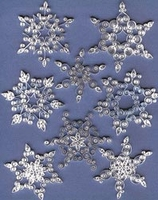 Quilling Kit - Snowflakes