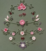 Quilling Kit - Wedding Romance
