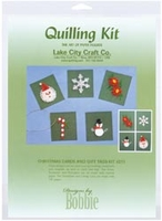 Quilling Kit - Xmas Cards
