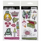 Remark Double-Sided Sticker Sheet - Princess w/Glitter Accents
