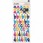 Remarks Sticker Book - Large/Squirt-Color