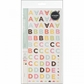 Remarks Sticker Book - Large/Sweet Multi