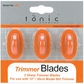 "Replacement Blades for the Tonic Studios 12"" Trimmer"