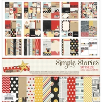 "Say Cheese Collection Kit 12""x12"""