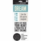 Sayings Stickers - Dream