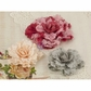 "Scarlett Fabric Flowers 2.5"" to 3.5"" - 71399"