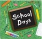 "School Days Album 12""x12"" - Green"