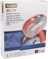 Scotch ATG714 Adhesive Applicator - Click to enlarge