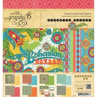 "Scrapbooking Paper Packs 8""x8"""
