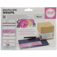Self-Adhesive Envelope Wraps - Classic