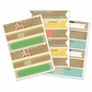 Self-Adhesive Envelope Wraps - Kraft