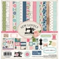 "Sew Lovely Collection Kit 12""x12"""