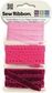 Sew Ribbon Ribbon Packs - Fuchsia