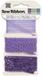 Sew Ribbon Ribbon Packs - Violet