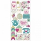 "Simple Sets Hey Mom! Cardstock Stickers 6""x12"" - Fundamentals"