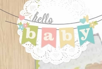 Simple Stories Hello Baby Collecton